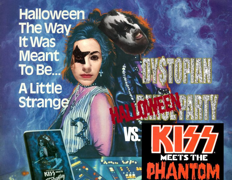 Dystopian Halloween Party Meets the Phantom of the Park: 40th Anniversary Spooktacular