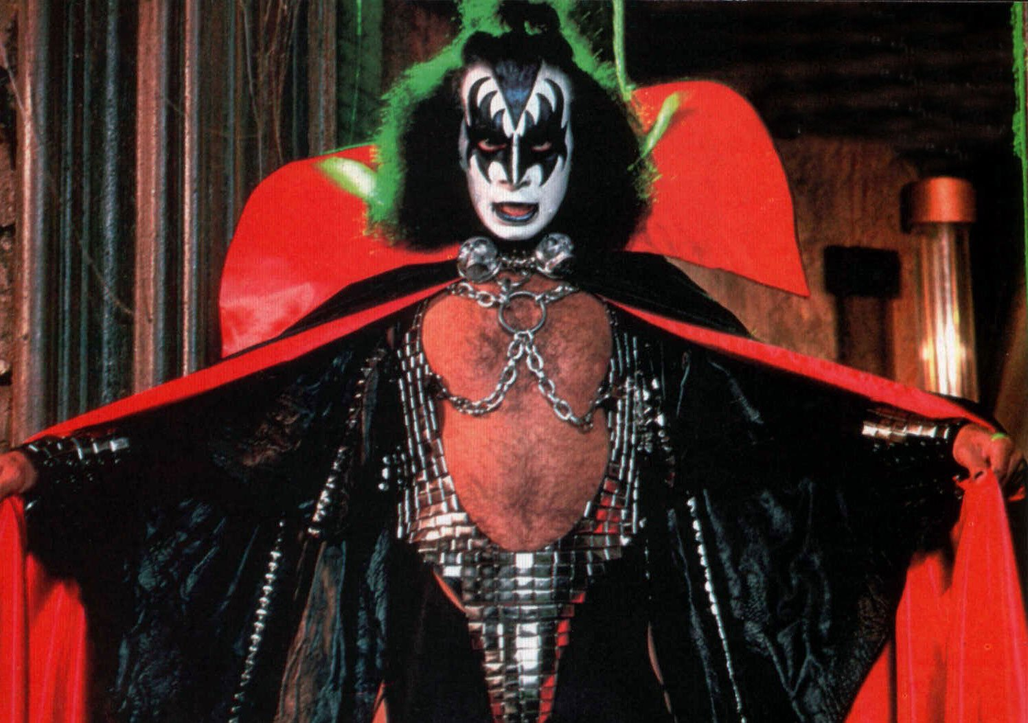 Dystopian Book Club Podcast: Gene Simmons' Kiss and Make-Up