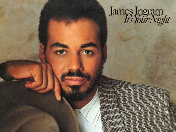 "Jheri Curl June: James Ingram's ""Party Animal"""
