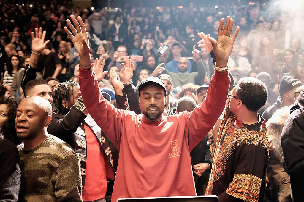 Dystopian Listening Party Podcast: Je Suis Kanye