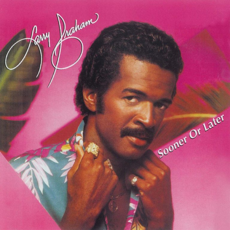 "Jheri Curl June: Larry Graham's ""Sooner or Later"""
