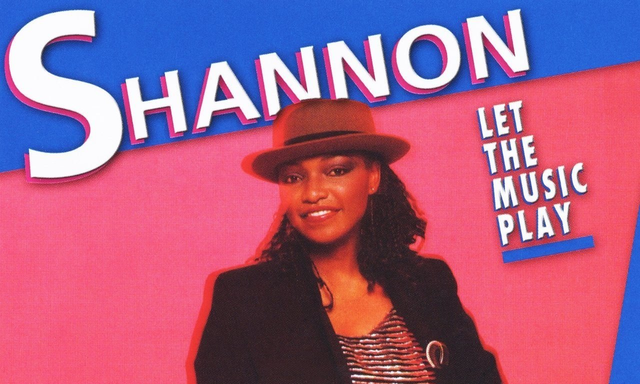 "Jheri Curl June: Shannon's ""Let the Music Play"""
