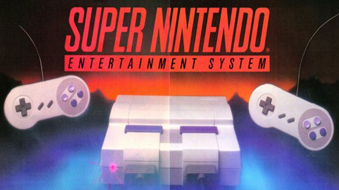 Dystopian Video Game Party Podcast: 25 Years of Super Nintendo