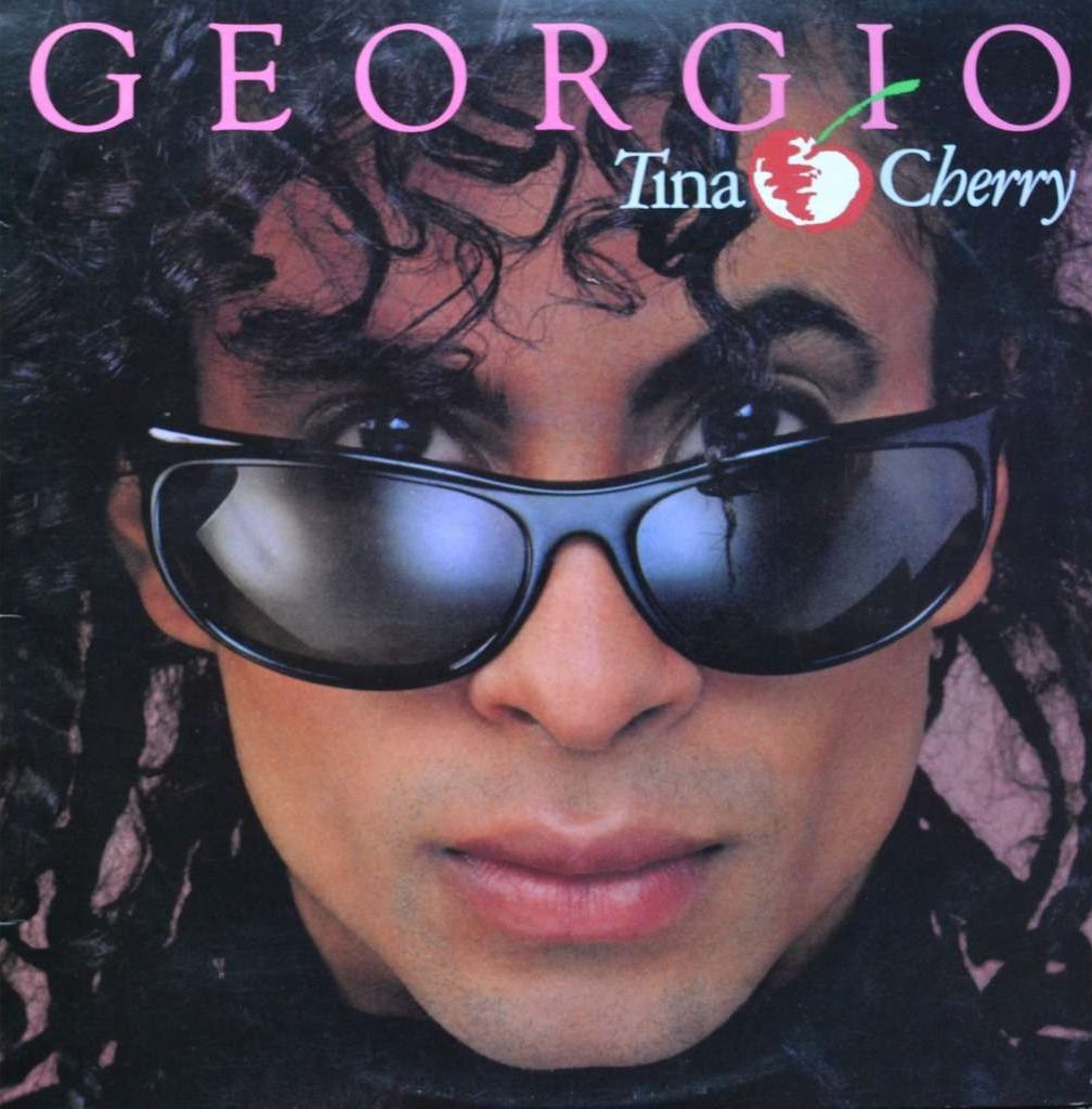 "Jheri Curl June: Georgio's ""Tina Cherry"""