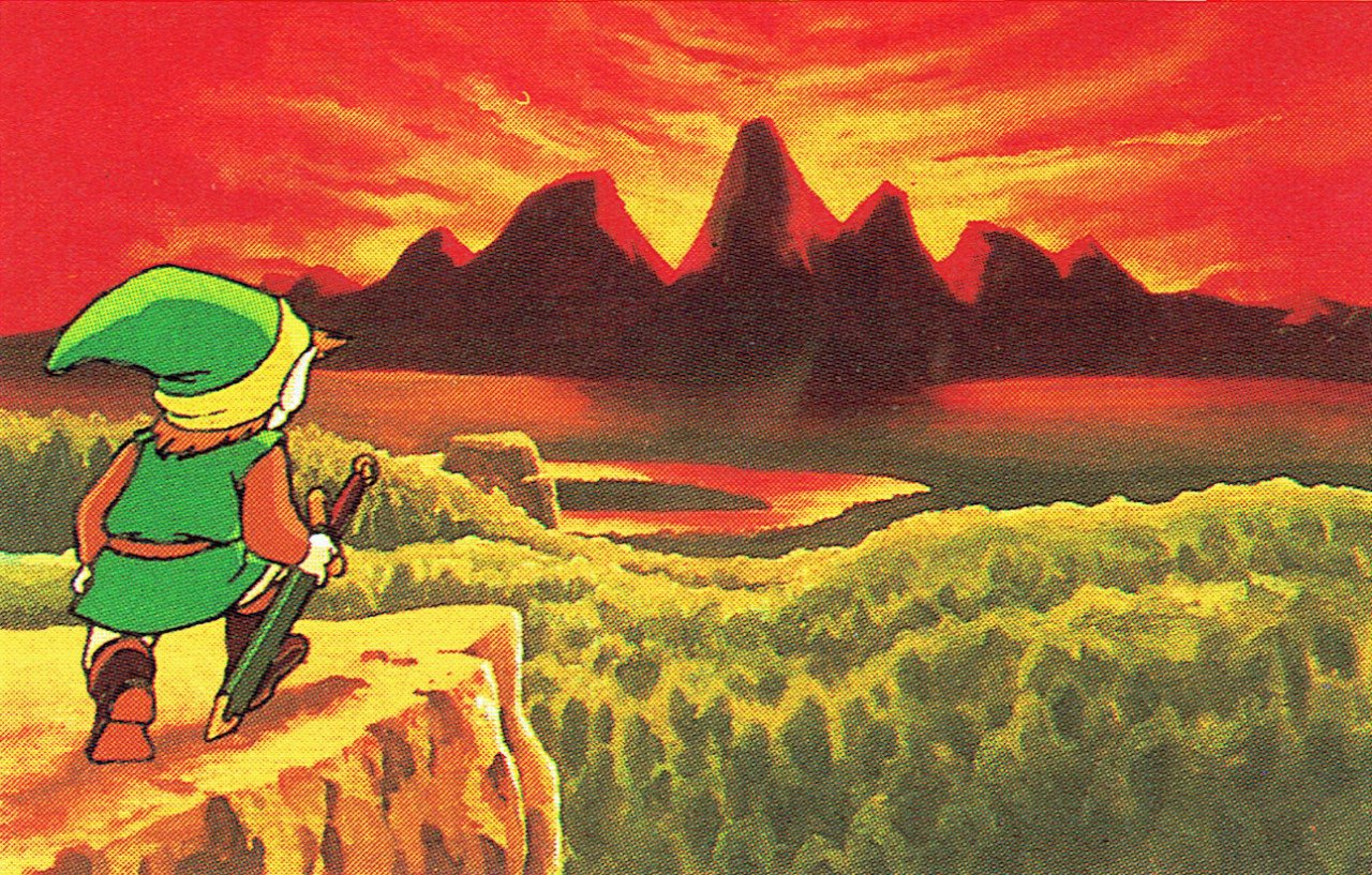 Dystopian Video Game Party Podcast: 30 Years of Zelda