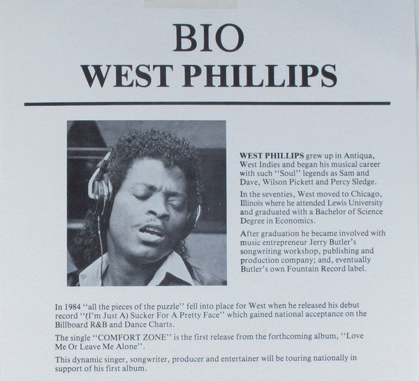 "Jheri Curl June: West Phillips' ""(I'm Just a) Sucker for a Pretty Face"""
