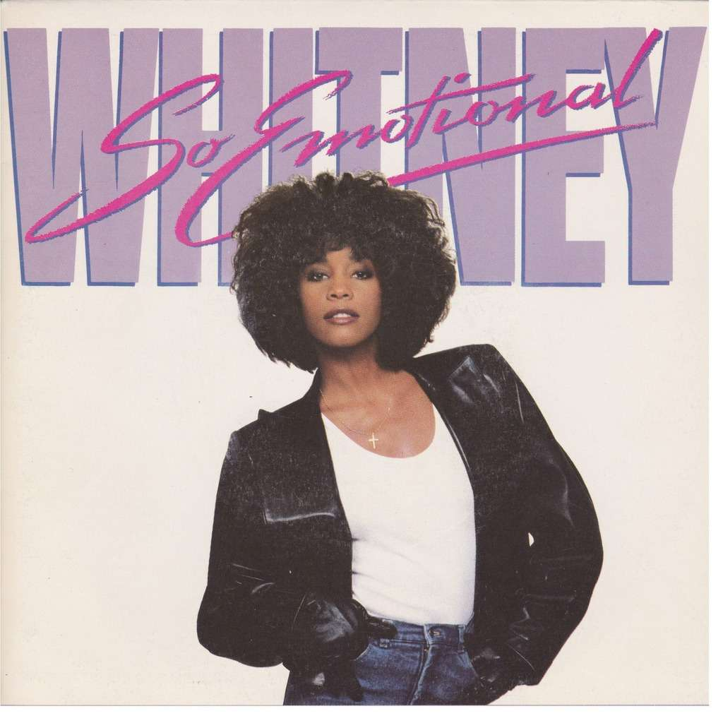 "Jheri Curl June: Whitney Houston's ""So Emotional"""
