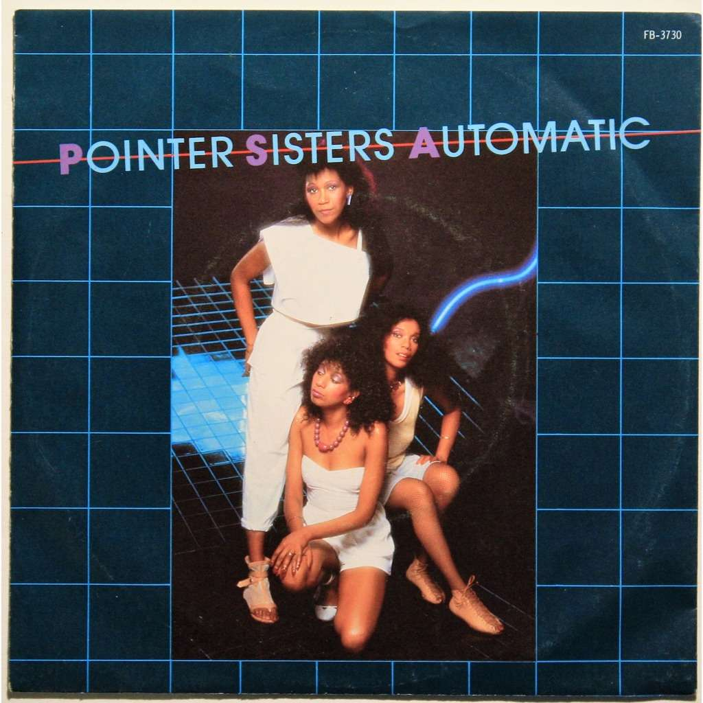 """Jheri Curl June: The Pointer Sisters' """"Automatic"""""""