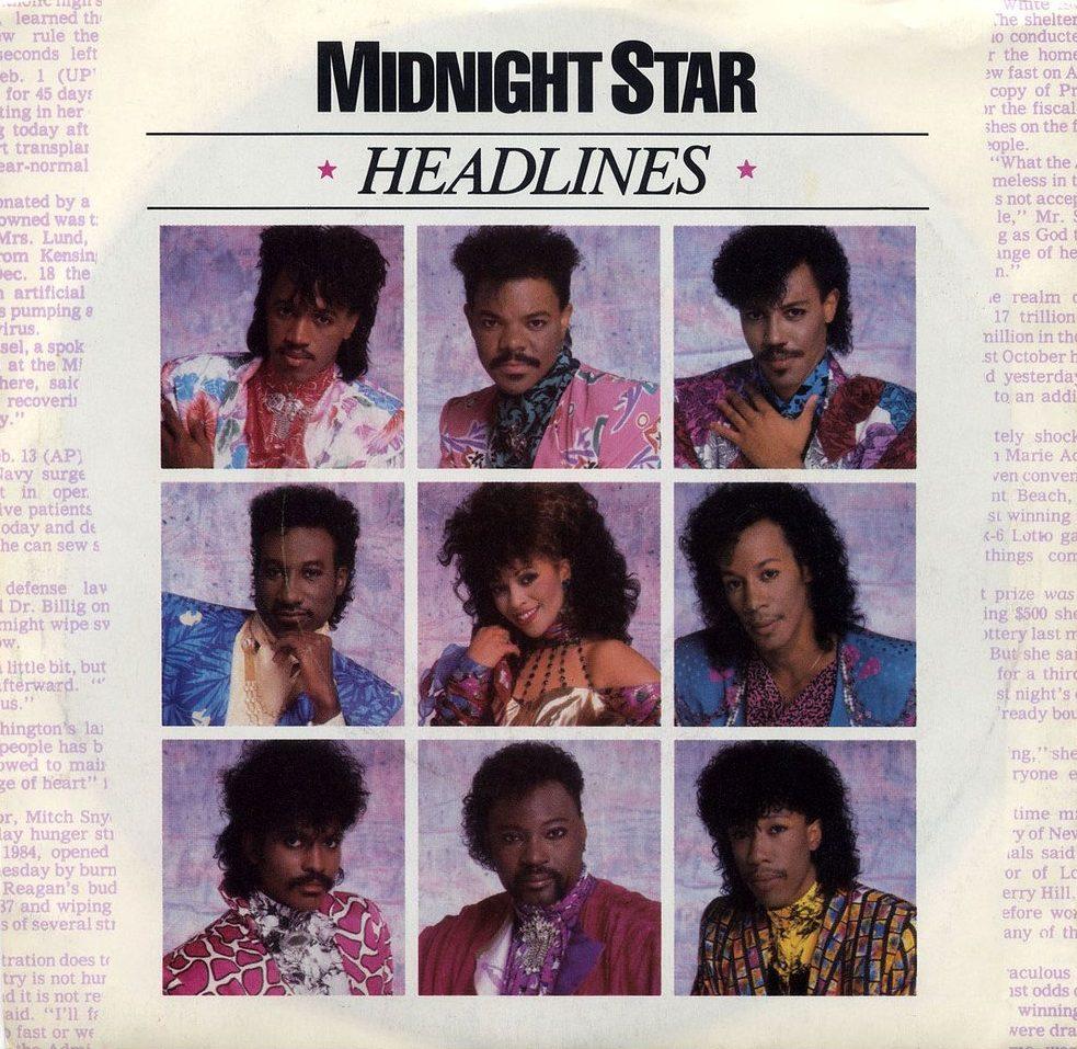 """Jheri Curl June: Midnight Star's """"Headlines"""""""