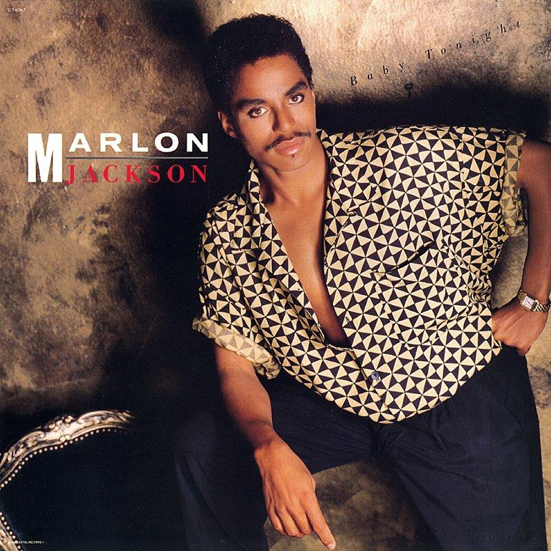 "Jheri Curl June: Marlon Jackson's ""Baby Tonight"""