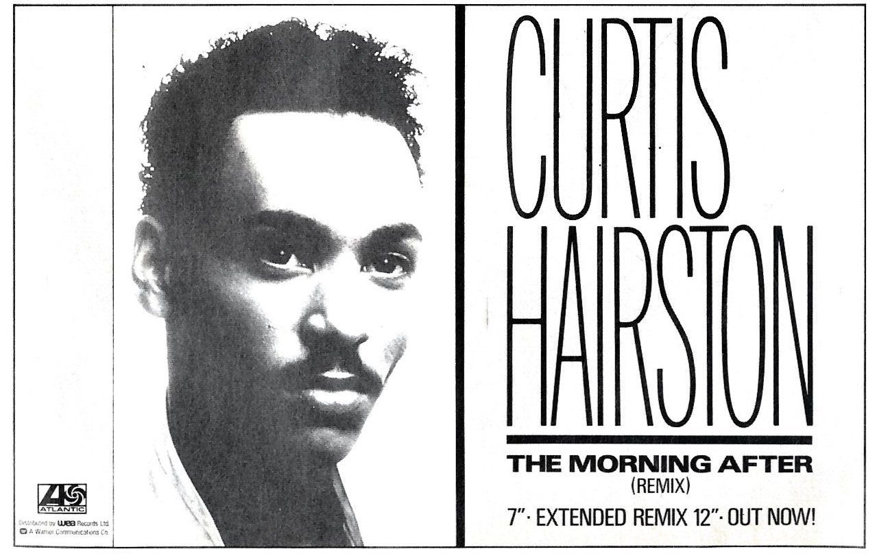 """Jheri Curl June: Curtis Hairston's """"The Morning After"""""""