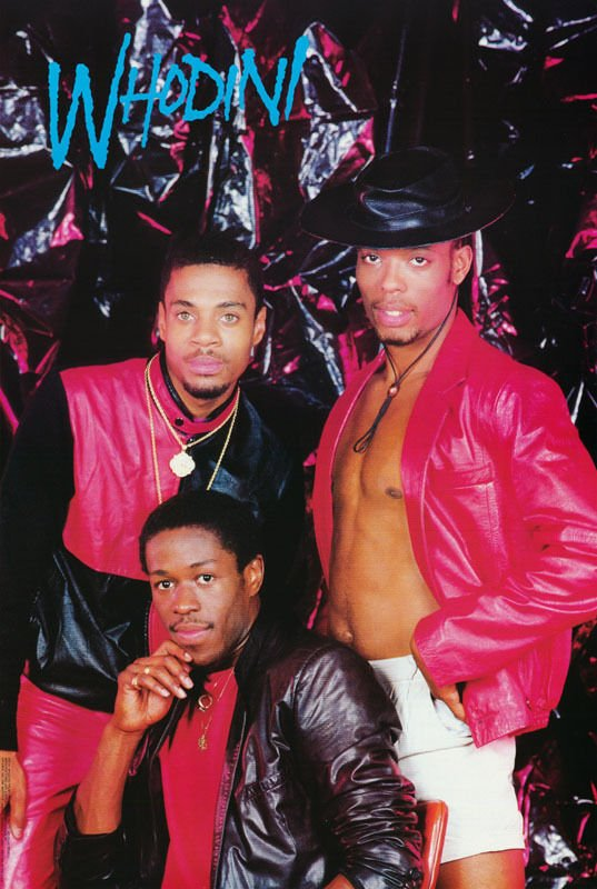 """Jheri Curl June: Whodini's """"The Freaks Come Out at Night"""""""