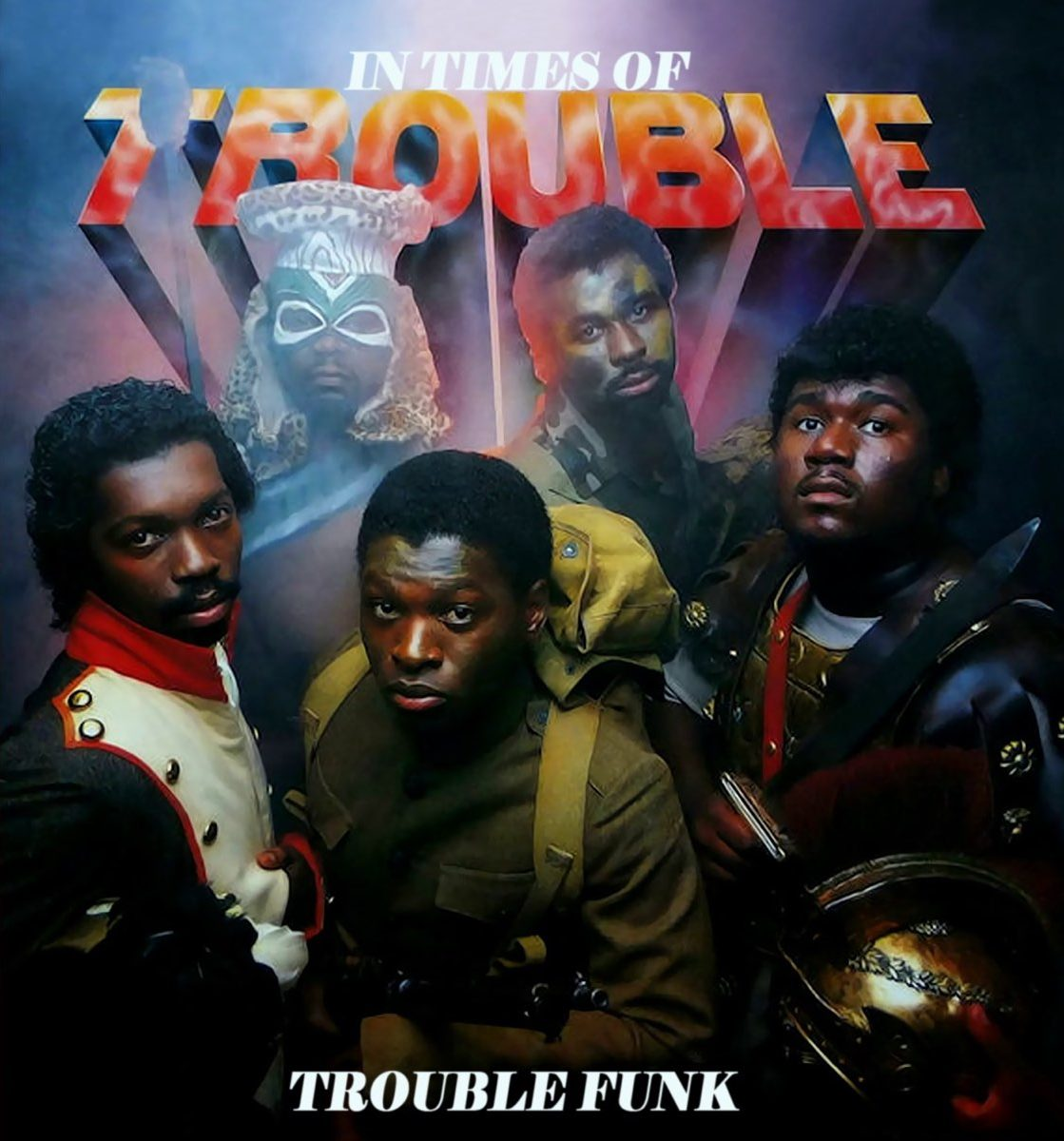 "Jheri Curl June: Trouble Funk's ""Good Times"""