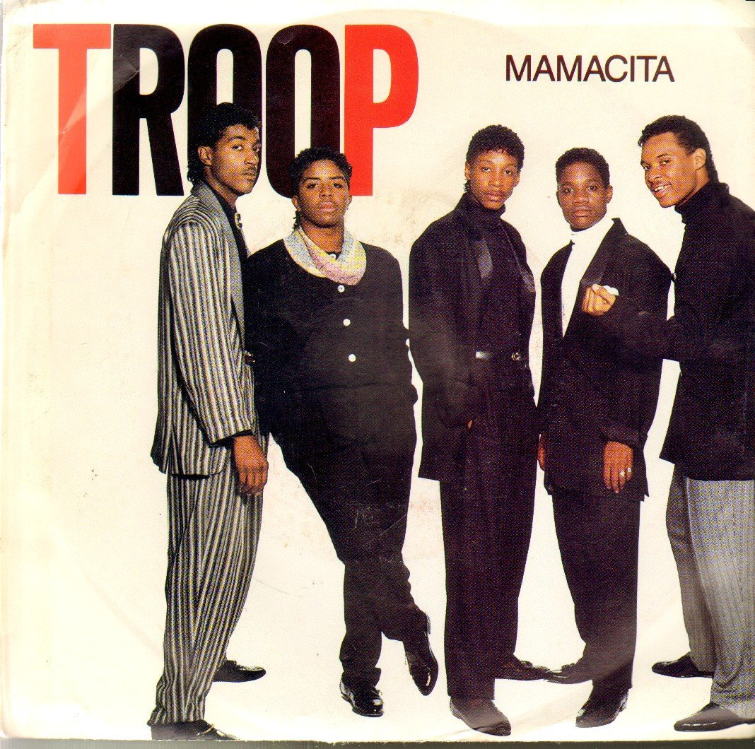 """Jheri Curl June: Troop's """"Mamacita"""""""